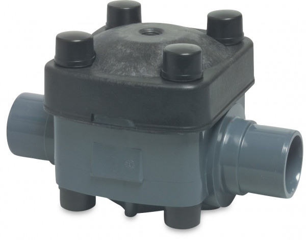 Pneumatic diaphragm valve T4