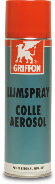 Griffon glue aerosol spray