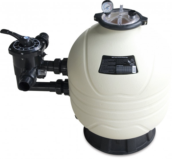 Mega+ MFS side mount sand filter
