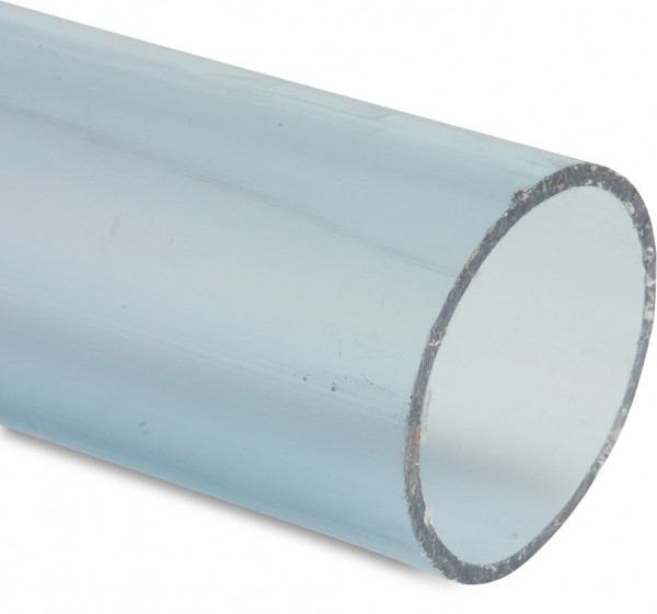 Pressure pipe according to ISO