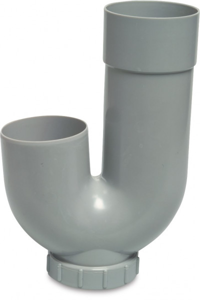 Rain water collection, Siphon
