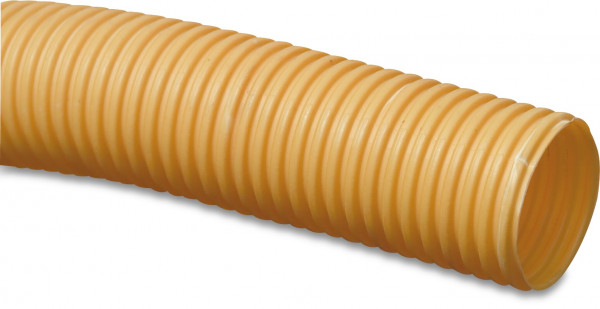 PVC blind drainage pipe