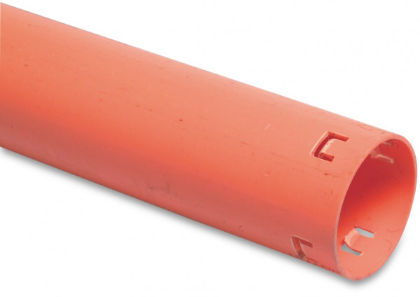 Click sleeve End pipe, for soil drainage pipe