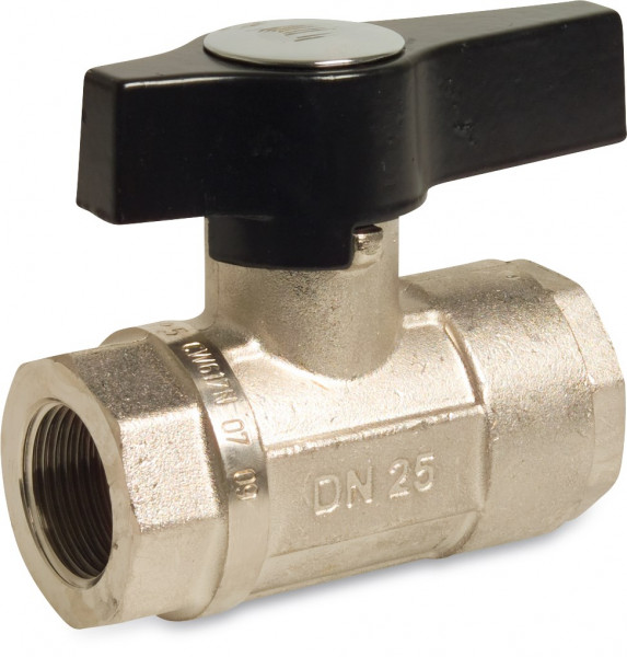 High pressure ball valve, type Hipress 2321