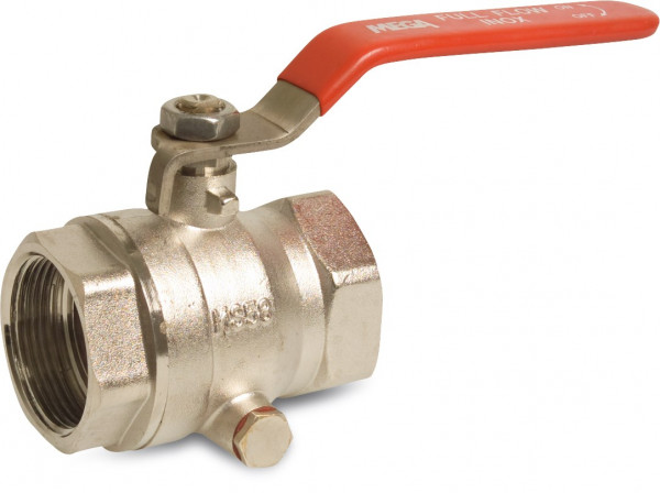 Mega Ball valve, type 109 with frost protection