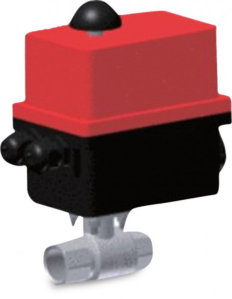 Electric operated ball valve