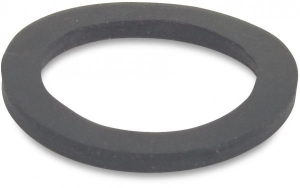 Flat seal for quick coupler