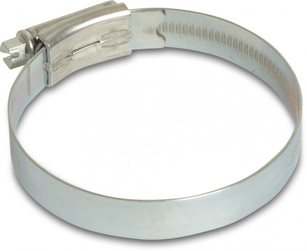 Worm drive clamp, type HI-GRIP