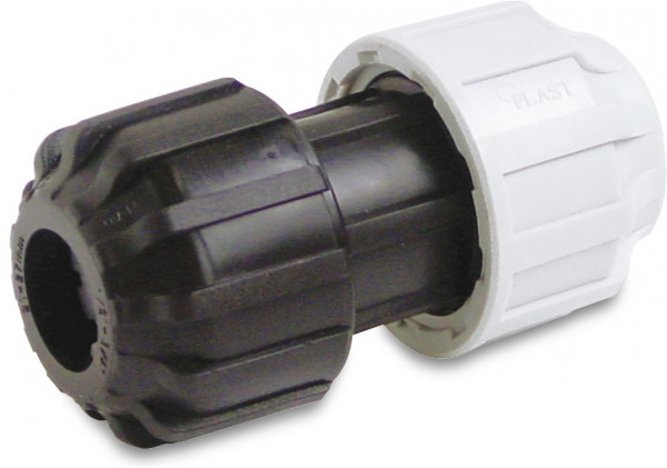 Universal transition straight coupler
