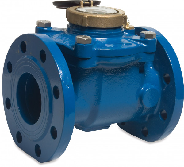 Arad Water meter dry, type Woltman according to CEE norm