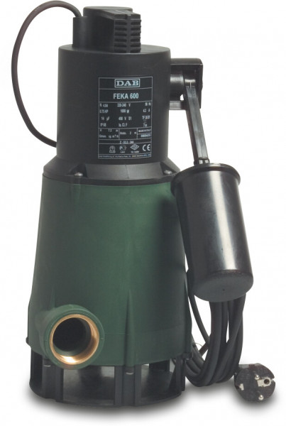 DAB submersible pump, type Feka