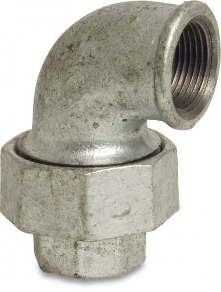 Nr. 96 - Union elbow 90°, type conical