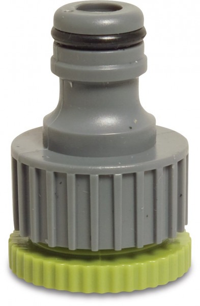 Hydro-Fit Click connector with female reducer