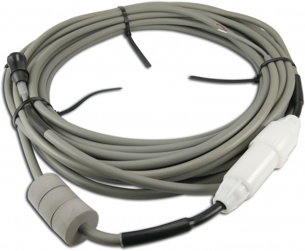 Floating cable with swivel