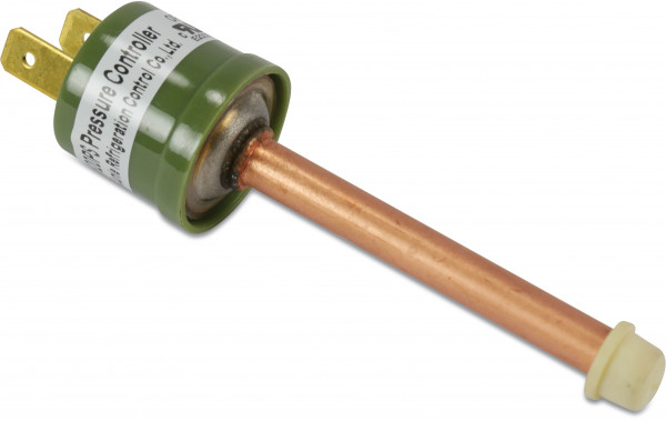 High pressure protection switch 2.9 - 2.3 Mpa green