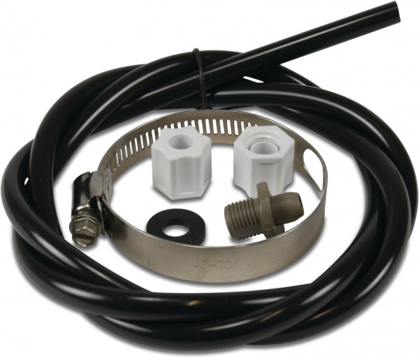 Hayward Hose connection pack with saddle clamp CLX220GA