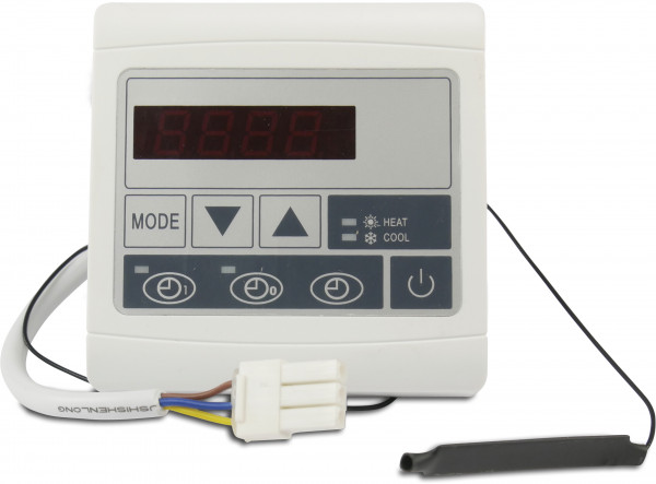 LED display Hydro-Pro On/Off type WiFi12iMM011