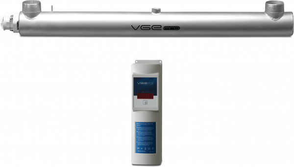 VGE Pro Low pressure lamp UV system, type Control Timer