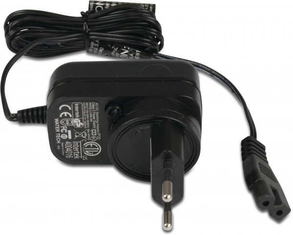 Pool Blaster battery charger DIN output 8.4 volt plug 8x17mm type LC 099-2SK